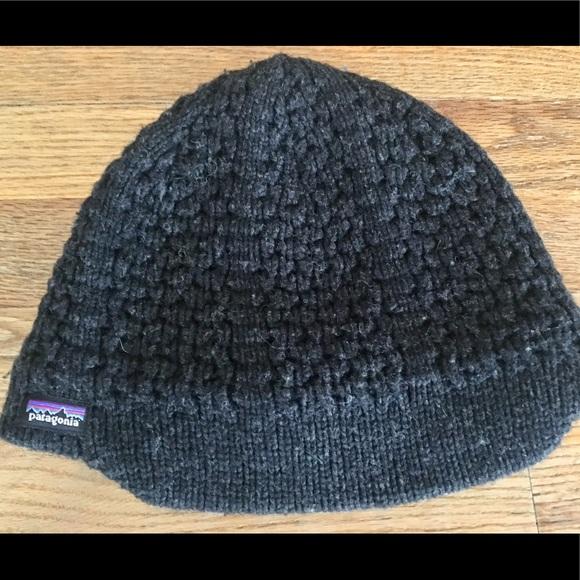 e8a3e1687 Patagonia Merino Wool Beanie Hat